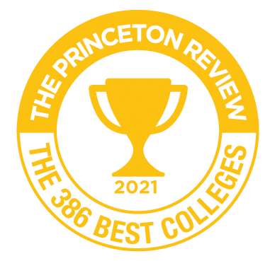 Princeton Review 2020 - Best 386 Colleges