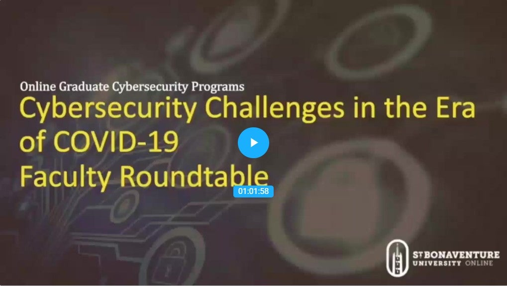 covid-19 cybersecurity