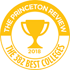 Online MBA Program - Princeton Review Best Colleges 2018