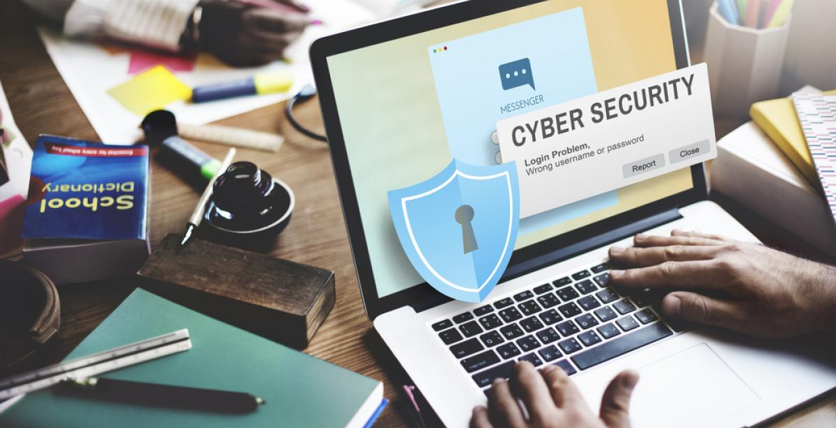 Why Pursue a Master's in Cybersecurity? blog header