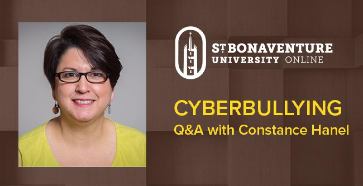 On Cyberbullying: Q&A with Constance Hanel