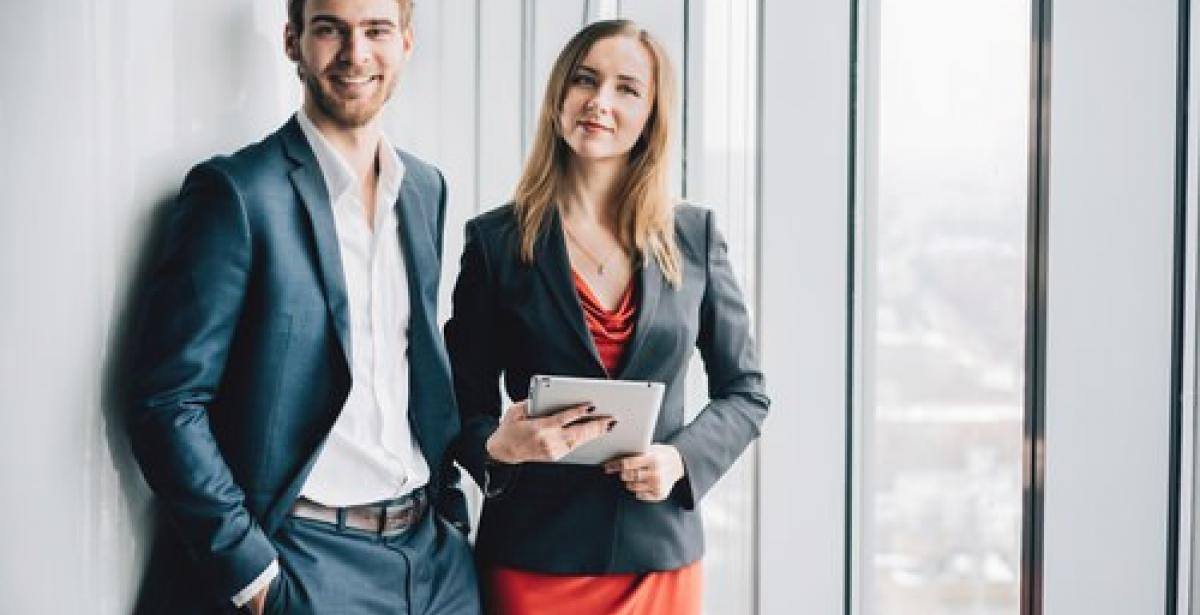 Dress for Success - Online Masters Degrees
