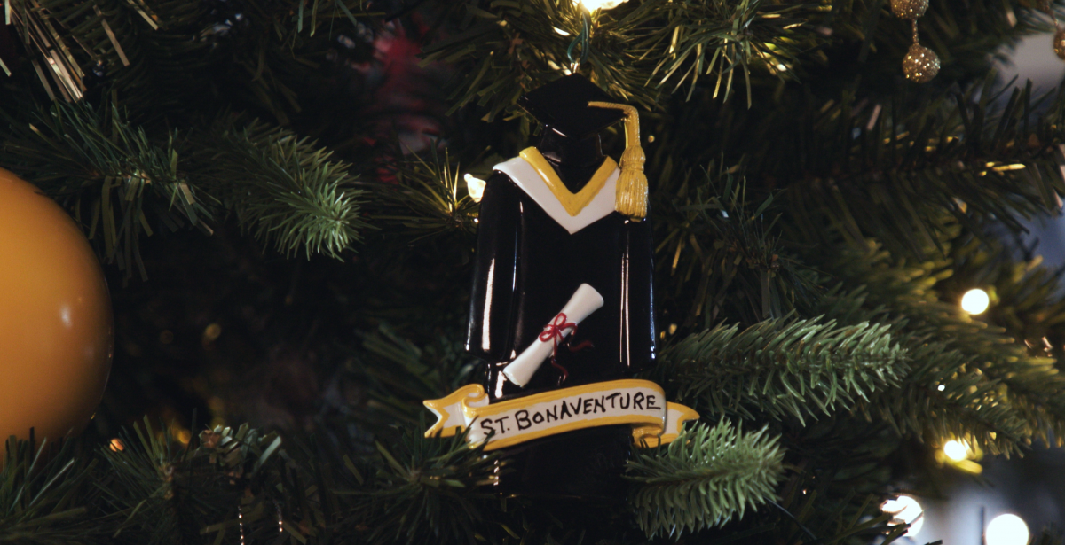 The Ornament of Christmas Future | SBU Graduate Programs
