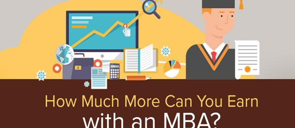 How Much More Can You earn With an MBA? teaser
